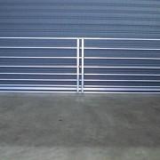 Aluminium scheidingshek