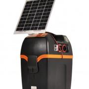 B200 met zonnepaneel