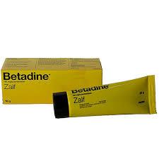 Betadine zalf