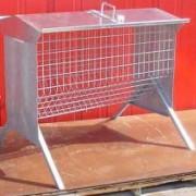 Dak-voor-hooiruif 1,2 meter